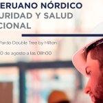 Foro Peruano Nórdico de Seguridad y Salud Ocupacional