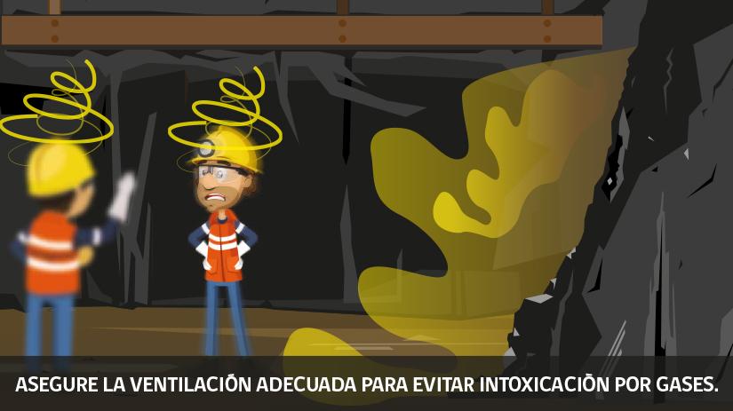 duodécima regla de oro de seguridad en Chile
