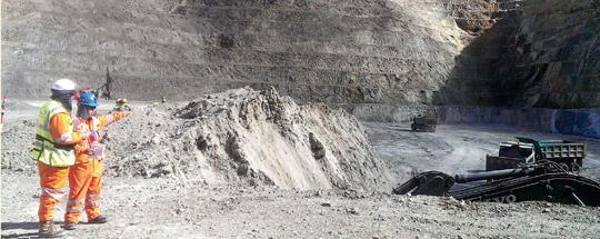 El IPERC permite identificar las exposiciones que los trabajadores de Volcan