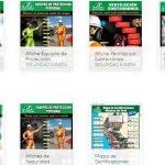 Afiches de seguridad minera, presentes desde el 2006