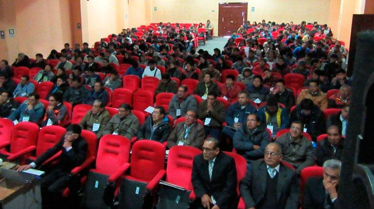 Osinergmin organiza seminario de Seguridad Minera en Pasco