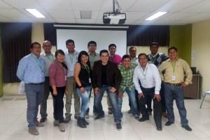 Entrenando al Entrenador en Arequipa