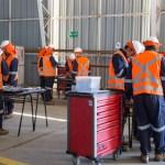 Capacitación minera y tipos de competencias laborales