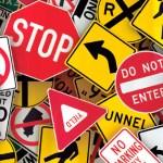 Una buena señalización no significa llenar los ambientes de señales