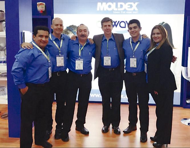 Moldex® cuenta con fábricas de equipos terminados en Estados Unidos, Alemania y República Checa