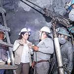 Supervisan avances en el proceso integral de formalización minera