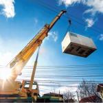 Seguridad en operaciones de elevación de cargas