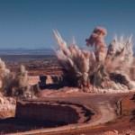 Modifican tabla de compatibilidad de explosivos