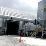 Selección de un sistema de control de polvo en planta