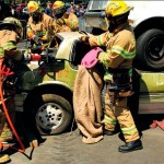 Recomendaciones para el uso de herramientas en el rescate vehicular