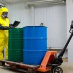¿Se pueden almacenar los residuos peligrosos?
