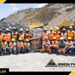 Minera P´Huyu Yuraq II: rumbo a la certificación ISO 9001 y OHSAS 18001