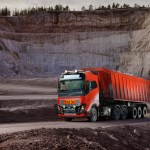 Volvo ofrecerá una solución con seis camiones autónomos para minería en Noruega