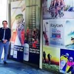 Raytan: efectiva protección solar para los trabajadores mineros