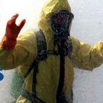 Seis tipos de ropa de protección contra sustancias químicas