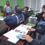 Educación y capacitación para el cambio