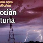 Características de detector de tormentas PREVISTORM® Thunderstorm Warning System
