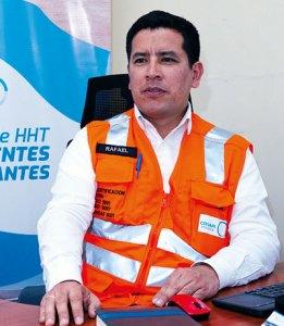 Raphael Juárez Fernández, gerente de Proyecto
