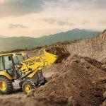 Lanzan primera retroexcavadora SDLG para operaciones de construcción, minería y agricultura