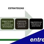 Riesgos y estrategias para la salud mental en el trabajo