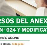 ISEM dicta 20 cursos del reglamento en modalidad online