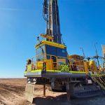 Segunda perforadora autónoma en proyecto Bowen Basin Coal