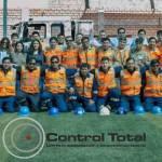 CONTROL TOTAL S.A.C. certifica sistema de gestión de calidad y seguridad