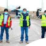 Antapaccay reconoce a sus mejores trabajadores del año