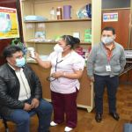 Ministerio de Minería Boliviano implementa sala de atención médica como apoyo a medidas de prevención
