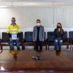 """Peñasquito recibe doble distintivo de """"seguridad sanitaria"""" por protocolos contra COVID-19"""