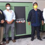 Nexa Resources dona una planta de oxígeno para Hospital San José de Chincha