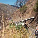 Accidente ocasiona la muerte de 16 colaboradores de empresas contratistas de Las Bambas