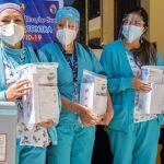 Antamina brinda apoyo al plan integral de vacunación en Áncash