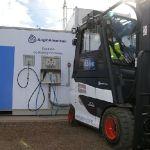 Anglo Américan apuesta por el hidrógeno verde para reducir la huella de carbono en Chile