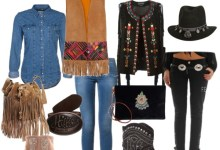 Photo of Tres looks boho chic invierno