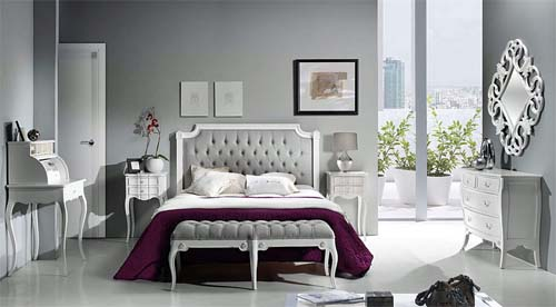 Combinar gris interiores