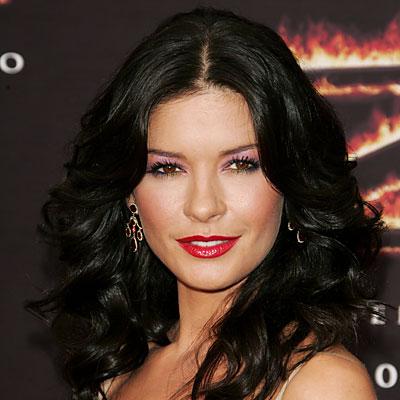 Secretos de belleza de las famosas Catherine Zeta Jones