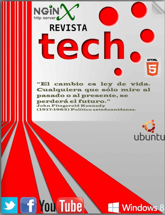 Revista Tech MX 2013 4