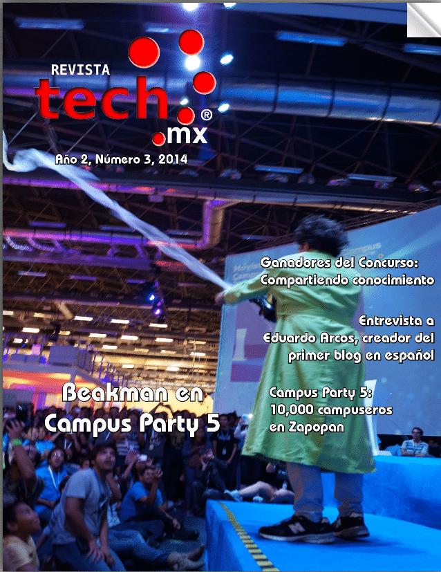 Revista Tech MX 2014 3