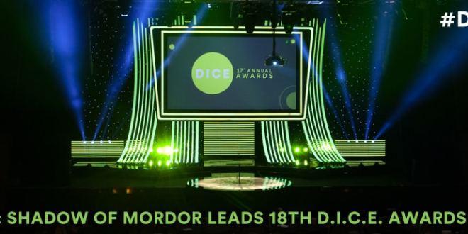 D.I.C.E Awards