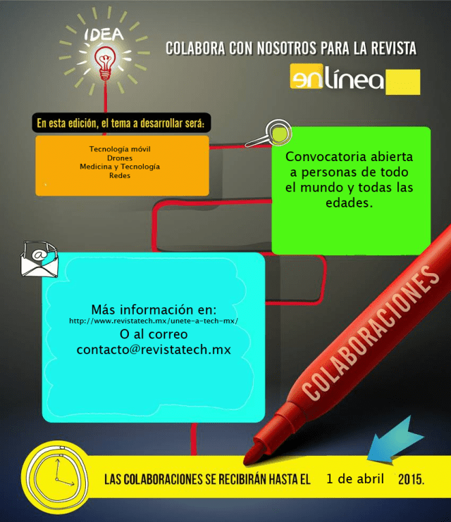 Convocatoria Tech MX