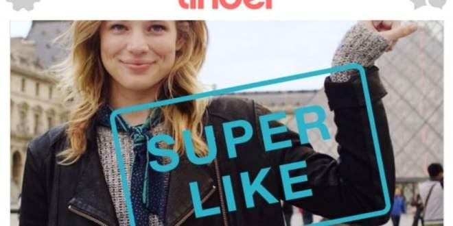 TINDER LANZA 'SUPER LIKE' A NIVEL GLOBAL