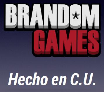 Logo BRNADOM GAMES