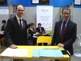 Adapting presentó su solución de gestión documental abox document en CeBIT 2010