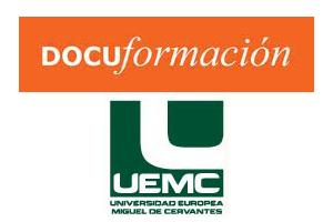 Convenio de colaboración docente entre DOCUformación y la Universidad Europea Miguel de Cervantes