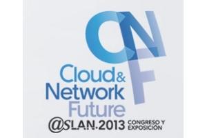 """El  Congreso y Exposición @asLAN.2013 """"Cloud&Network Future"""" reunirá a 4.000 asistentes el próximo abril en Madrid"""