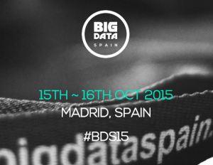 Todo a punto para la cuarta edición de Big Data Spain, el 15 y 16 de octubre
