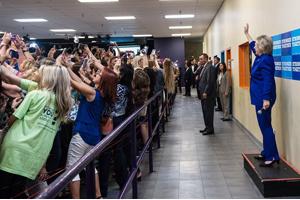 La selfie-manía
