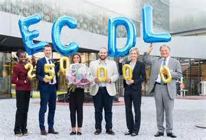 Certificado ECDL 250.000 en Suiza