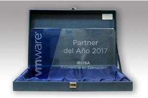 IECISA Partner VMWare 2017